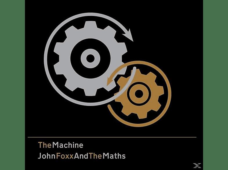 John & The Maths Foxx - The Machine [CD]