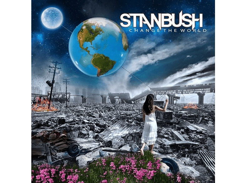 Stan Bush - Change The World [CD]