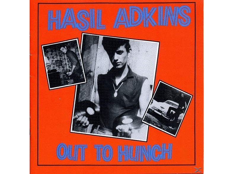 Hasil Adkins - Out To Hunch [Vinyl]