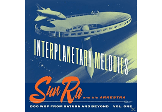 Sun Ra - Interplanetary Melodies  - (Vinyl)