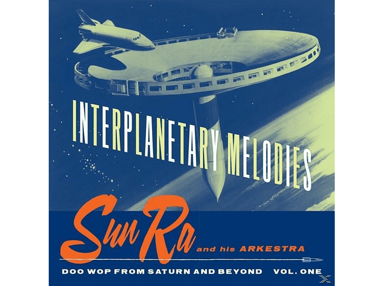 Sun Ra - Interplanetary Melodies [Vinyl]