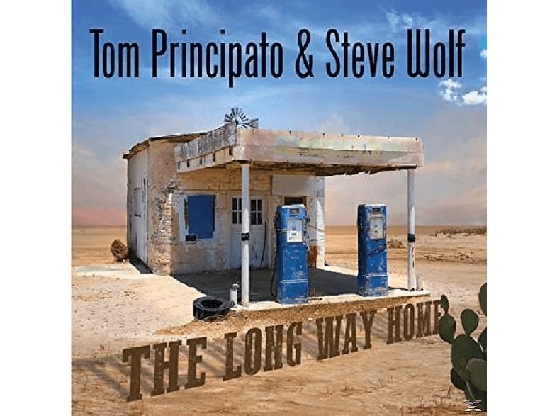 Tom Principato, Steve Wolf - The Long Way Home [CD]