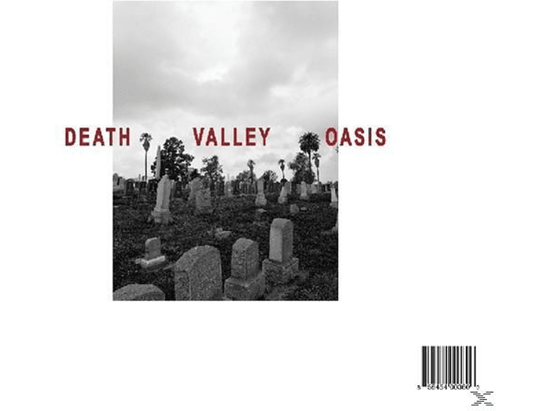 D33j - Death Valley Oasis [Vinyl]