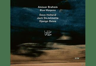 Anouar Brahem, VARIOUS - Blue Maqams  - (CD)