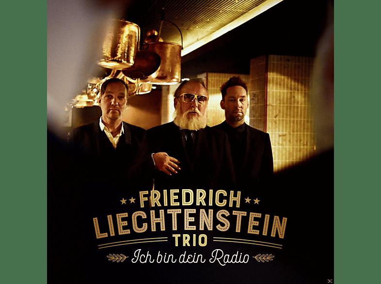 Friedrich Liechtenstein Trio - Ich bin Dein Radio-E.Abend m.d.Liechtenstein Trio [CD]