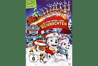 DIE PAW PATROL RETTET WEIHNACHTEN [DVD]