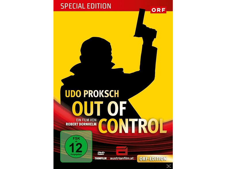 Udo Proksch: Out of Control (Special Edition) [DVD]