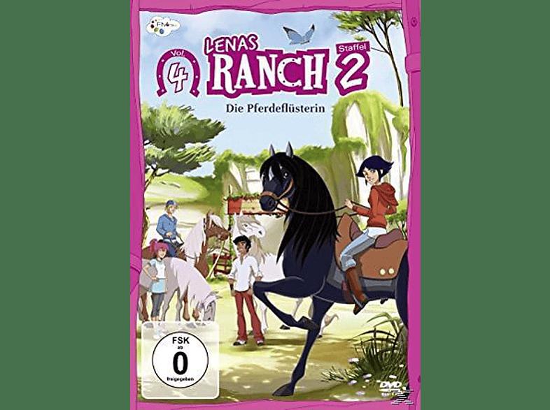 LENAS RANCH-DIE PFERDEFLÜSTERIN 2.4.STAFFEL [DVD]