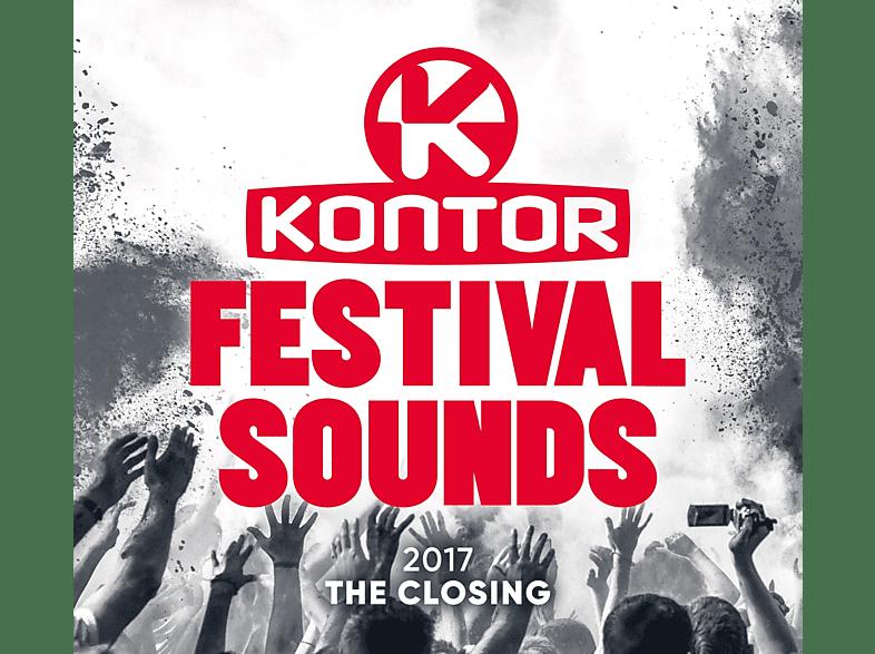 VARIOUS - Kontor Festival Sounds 2017-The Closing  [CD]