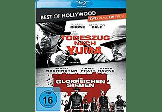 Todeszug nach Yuma / Die glorreichen Sieben Blu-ray