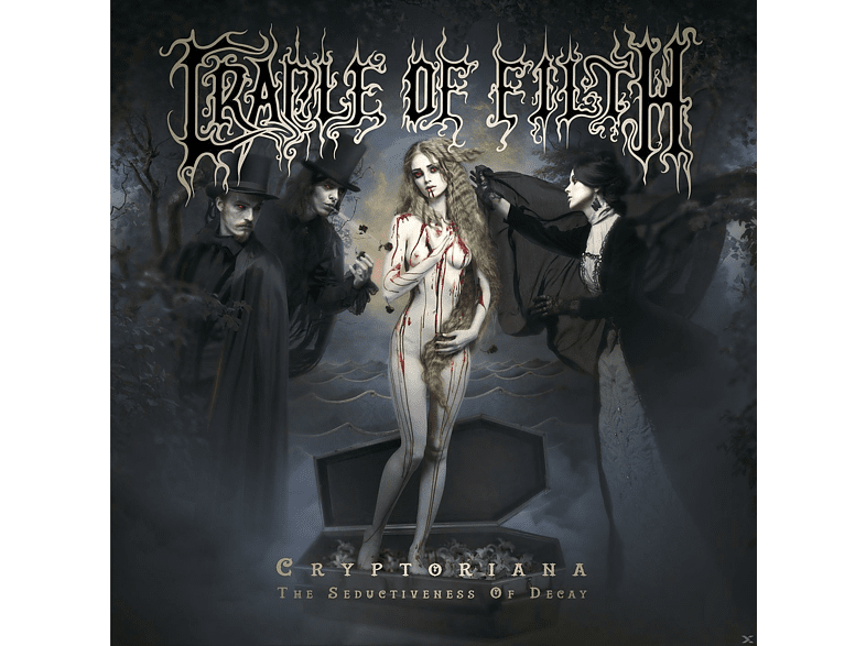 Cradle Of Filth - Cryptoriana-The Seductiveness Of Decay [Vinyl]