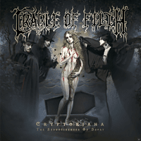 Cradle Of Filth - Cryptoriana-The Seductiveness Of Decay [CD]