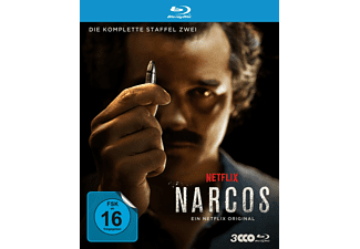NARCOS - Staffel 2 Blu-ray