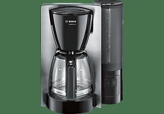 Cafetera de goteo - Bosch TKA6A643, 1.25 L, 10 tazas, 1200 W, Descalcificación, Desconexión