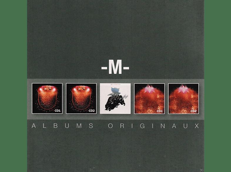 M - Albums Originaux [CD]