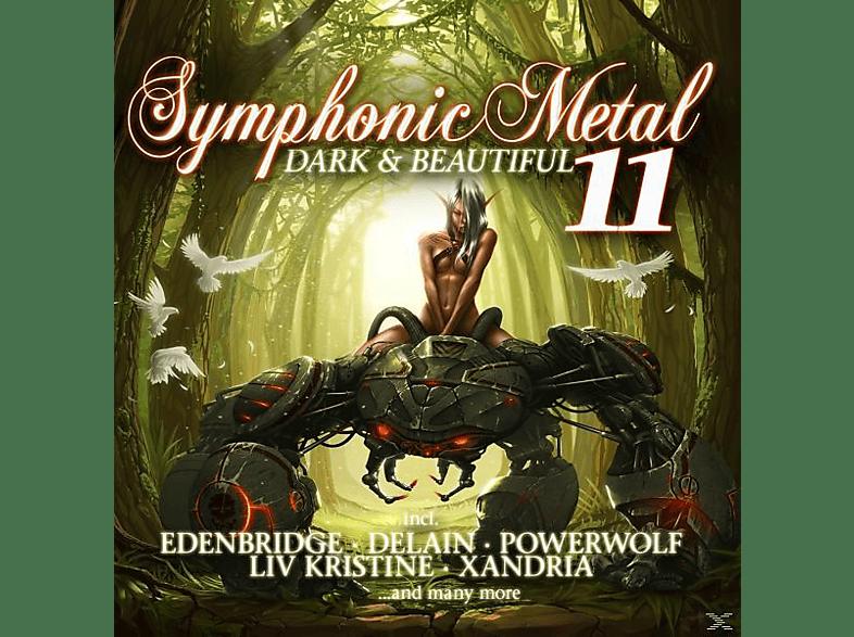 VARIOUS - Symphonic Metal 11-Dark & Beautiful [CD]