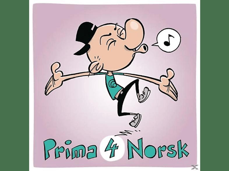 VARIOUS - Prima Norsk 4 [Vinyl]