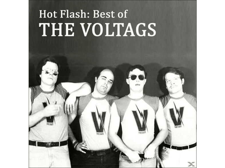 Voltags - Hot Flash: The Best Of The Voltags [CD]