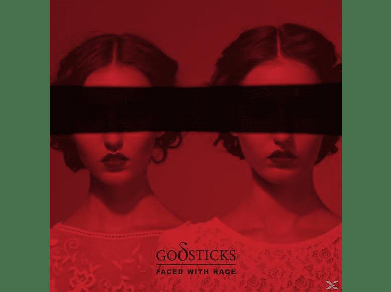 Godsticks - Faced With Rage [Vinyl]