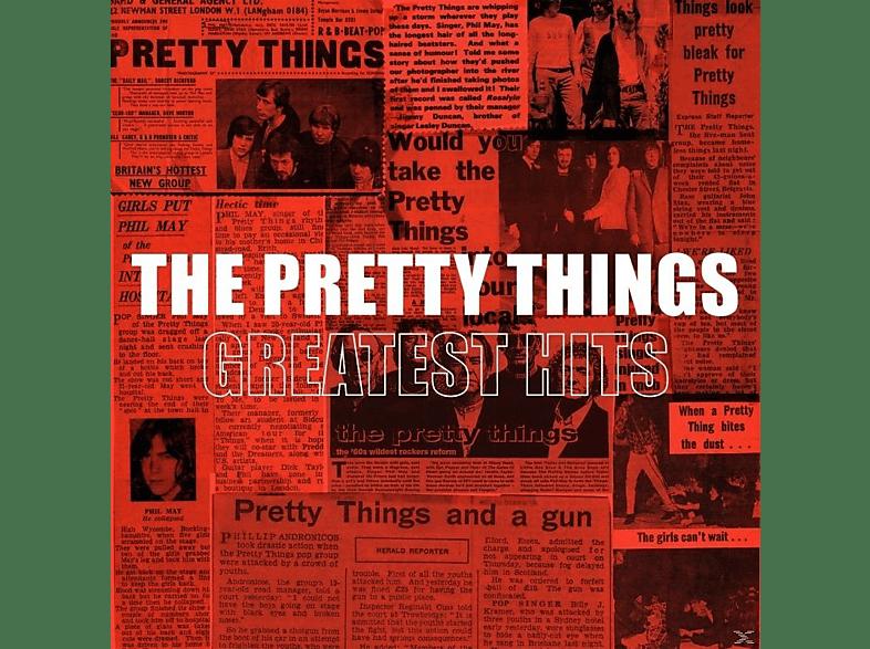 The Pretty Things - Greatest Hits [Vinyl]