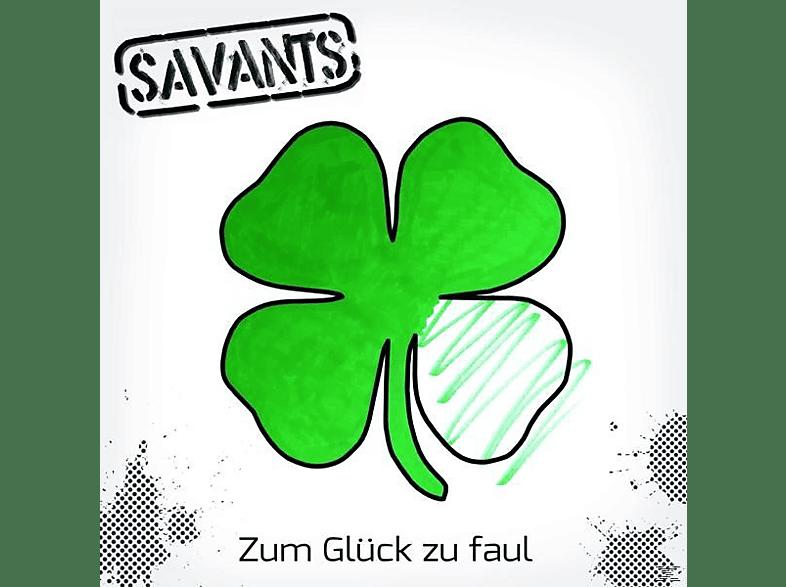 The Savants - Zum Glück Zu Faul [Vinyl]