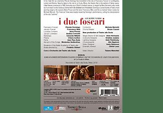 VARIOUS, Orchestra E Coro Del Teatro Alla Scala - I Due Foscari  - (DVD)