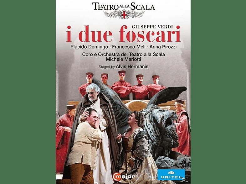 VARIOUS, Orchestra E Coro Del Teatro Alla Scala - I Due Foscari [DVD]