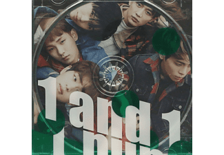 Shinee - 1 And 1 (Vol 5 Repackage)  - (CD)
