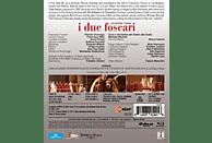 Domingo/Meli/Pirozzi - I Due Foscari [Blu-ray]