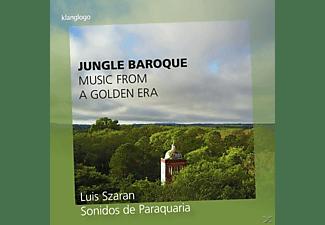 Luis/sonidos De Paraquaria Szaran - Jungle Baroque  - (CD)