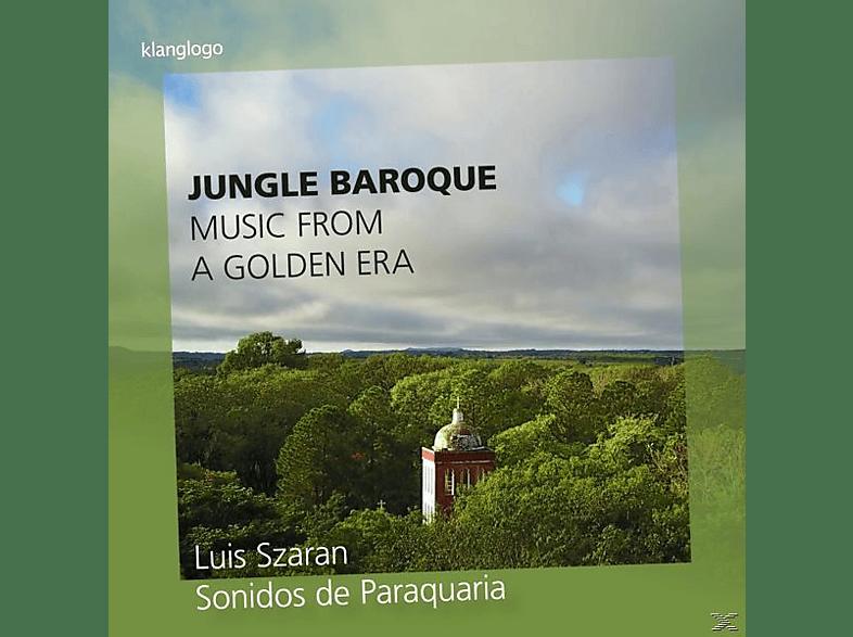 Luis/sonidos De Paraquaria Szaran - Jungle Baroque [CD]