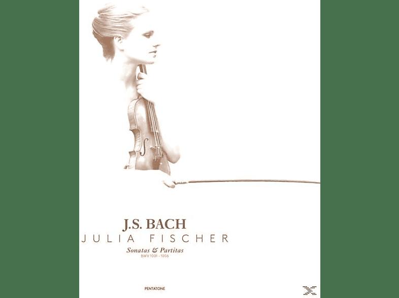 Fischer Julia - Sonatas & Partitas [Vinyl]