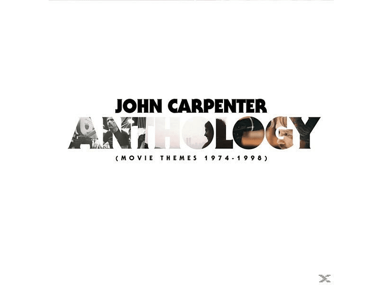 John Carpenter - Anthology: Movie Themes 1974-1998 [Vinyl]