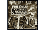 The Residents - 80 Aching Orphans-40 Years Of The Residents [CD]