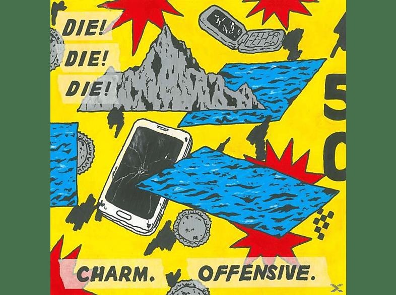 Die! Die! Die! - Charm.Offensive. [CD]