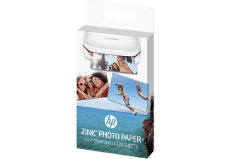 HP ZINK 5 x 7.6 cm STICKY-BACKED PHOTO PAPER (W4Z13A)