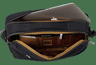 WENGER CityStep Notebooktasche, Umhängetasche, 15.6 Zoll, Schwarz