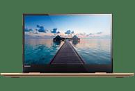 LENOVO Yoga 720, Convertible mit 13.3 Zoll Display, Core™ i7 Prozessor, 8 GB RAM, 512 GB SSD, Intel® HD-Grafik 620, Copper
