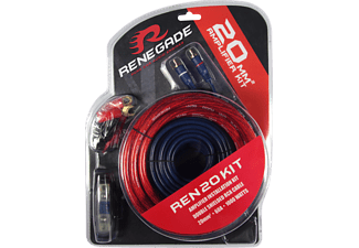 RENEGADE REN20KIT Verstärker Kabelkit
