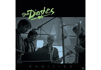 The Diodes - Rarities - (Vinyl)