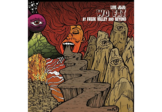 Wo Fat - Live Juju: Freak Valley And Beyond - (Vinyl)