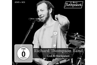 The Richard Thompson Band - Live At Rockpalast 1983 & 1984 [CD + DVD Video]