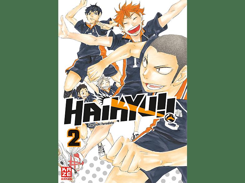 Haikyu!! – Band 2
