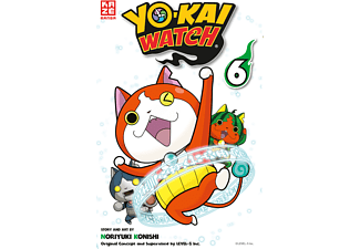 Yo-Kai Watch - Band 6