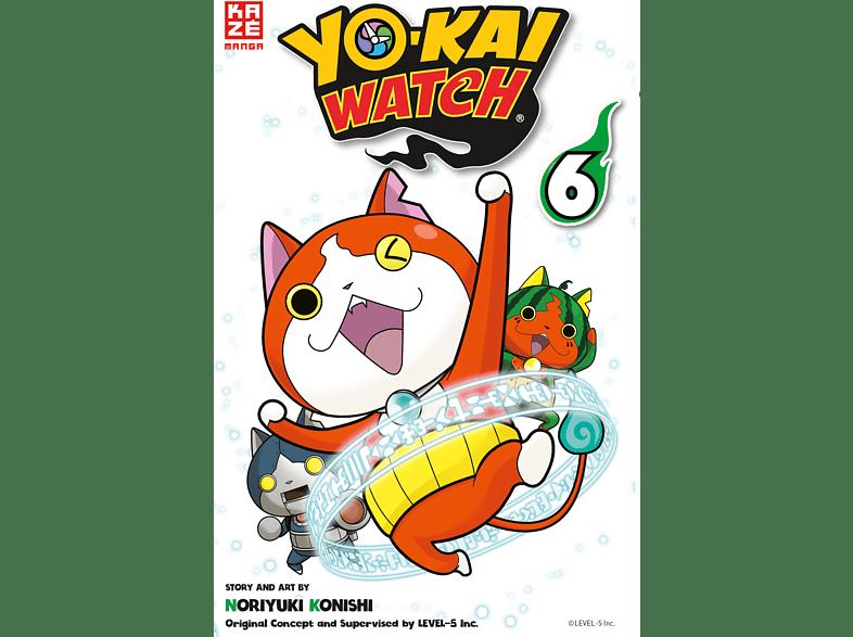 Yo-Kai Watch - Band 6