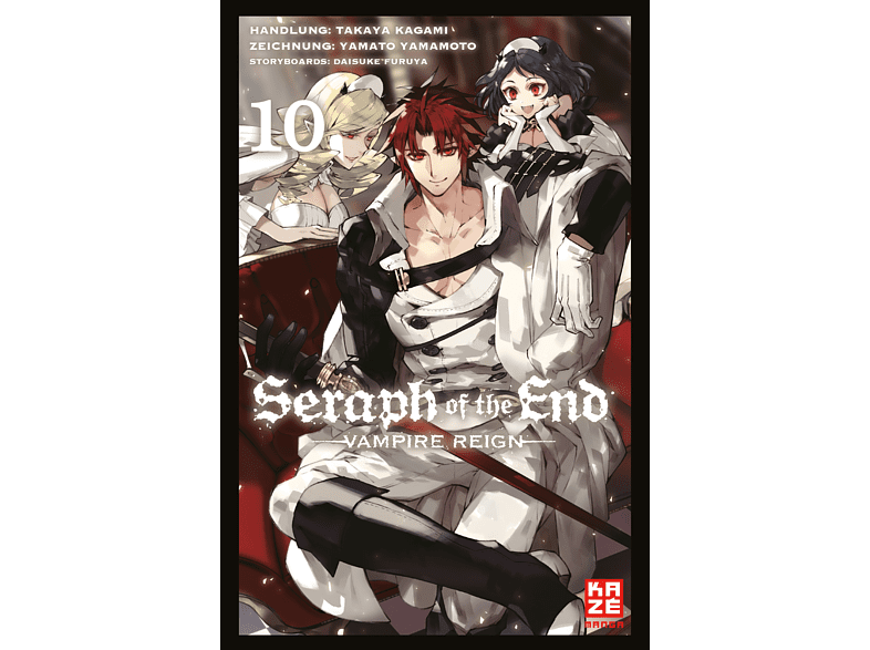 Seraph of the End – Band 10