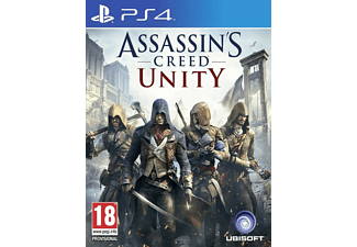 UBISOFT Assassins Creed Unity PS4 Oyun