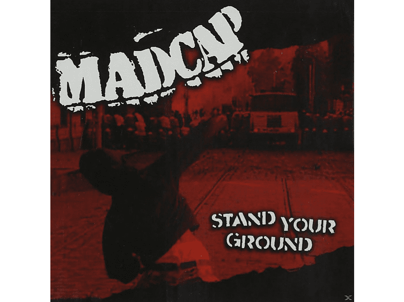 Madcap - STAND YOUR GROUND [CD]