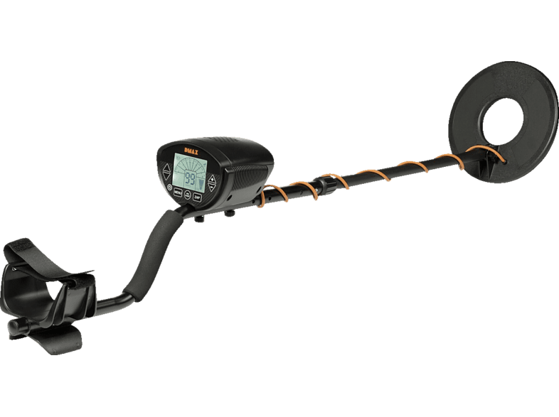 DMAX PRO Metall Detektor, Schwarz