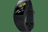 SAMSUNG  Gear Fit 2 Pro Fitness Armband, Silikon, L, Schwarz